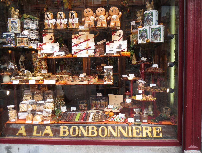 Window Shopping In Antwerp Larkie Large